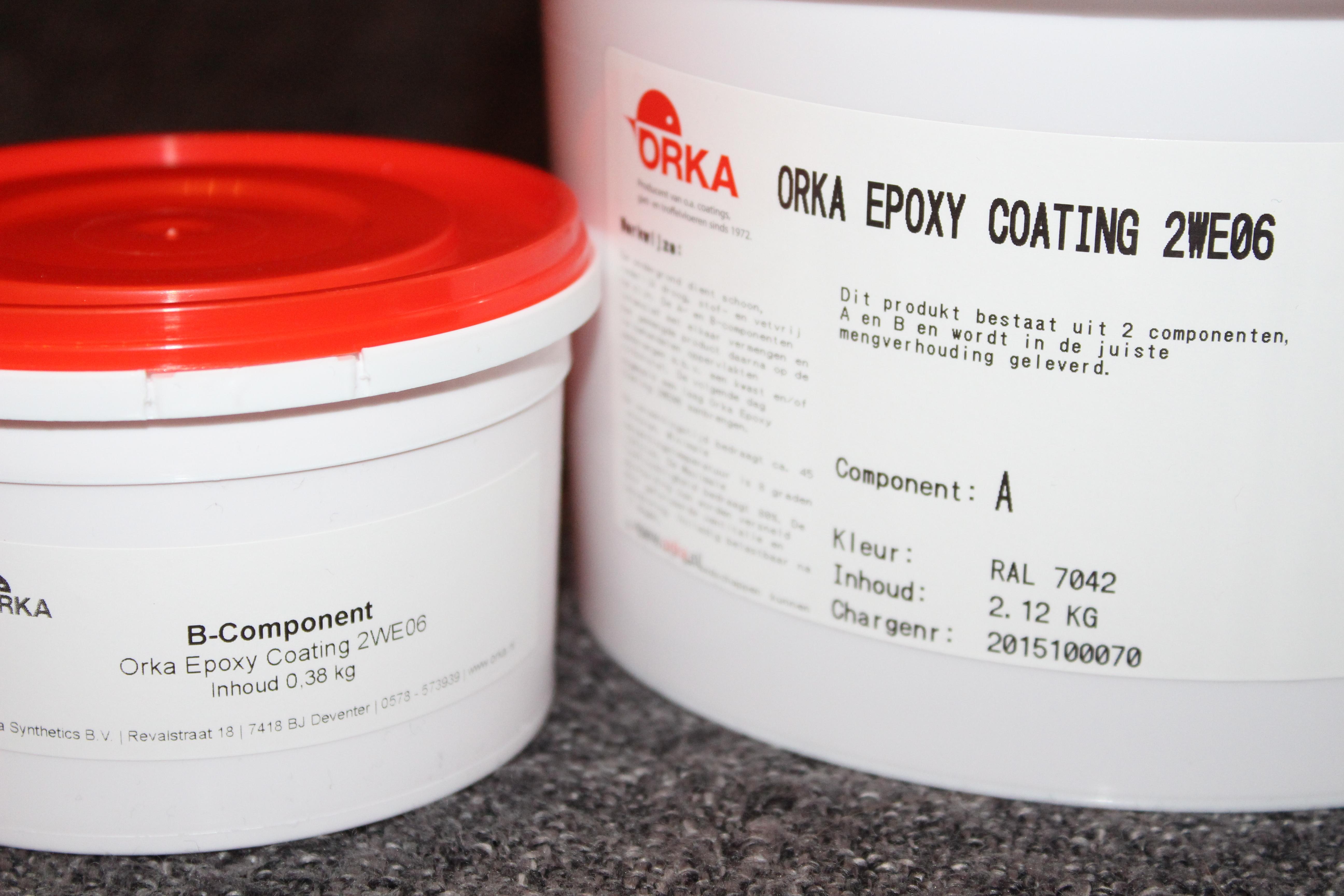 coating pakket a 12 5 m2 vloer coaten