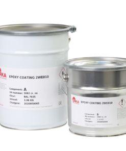 Vloer coating